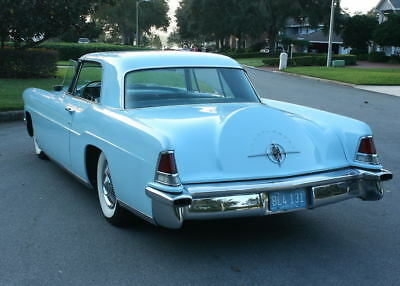 1956 Lincoln Mark Series MARK II - REFRESHED - 64K MILES ONE OF 2,600 BUILT  - 1956 Lincoln Continental Mark II Coupe  - 64K MI