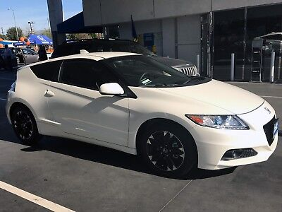 2015 Honda CR-Z EX 2015 HONDA CR-Z EX HYBRID AUTO NAV with REMAINING ORIGINAL FACTORY WARRANTY!!!