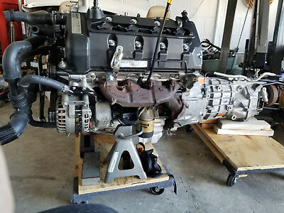 2017 Ford Mustang  2007 mustang engine and transmission