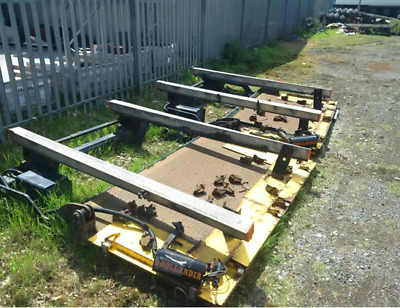 Used Tail Lifts As Per Pics,7 In Total Sold Only As A Job Lot,buyer To Collect.