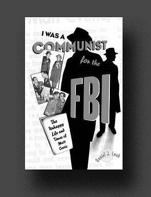 I WAS A COMMUNIST FOR THE FBI Old Time Radio Shows - 53 MP3s on CD +FREE OFFER