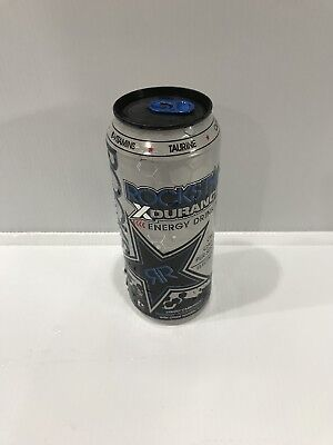 Rockstar Energy Drink Xdurance 16oz Can Full Rare Discontinued Can