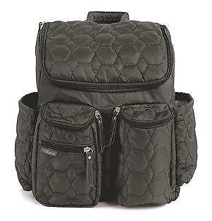 b2399dcc1c05 Parker Baby Diaper Backpack - Large Diaper Bag with Insulated Pockets