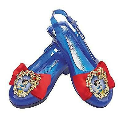 Disguise Disney Princess Snow White Sparkle Shoes for Girls Free Shipping