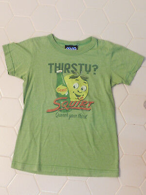 Squirt Soda Junk Food Brand T Shirt Thirsty Squirt Quench Your Thirst-Ladies Sm
