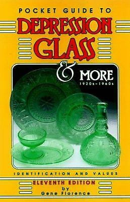 Pocket Guide to Depression Glass and More : 1920s-1960s...  (ExLib)