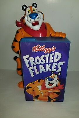 Kellogg's Frosted Flakes Cereal Tony the Tiger 100th Anniversary Savings Bank