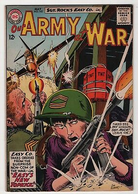 Our Army at War #142 solid 1964 Sgt. Rock DC War create-a-lot & save