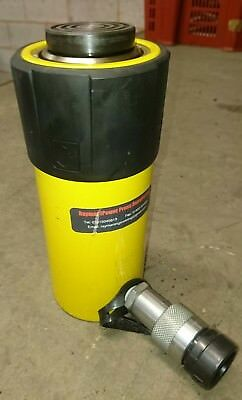 """Enerpac RC 254, Hydraulic Cylinder Jack, 25 Tons Capacity, With 4"""" Stroke"""