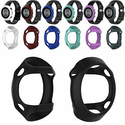 Silicone Watch Case Cover Skin Protective Shell For Garmin Forerunner 610 Watch