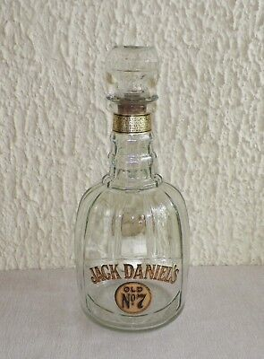 Bouteille, carafe, Jack Daniel's old N° 7 Tennessee whiskey USA
