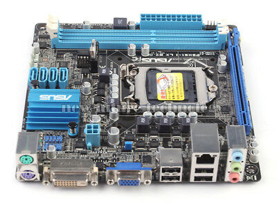 ASUS P8H61-I LX R2.0 MOTHERBOARD DRIVER DOWNLOAD