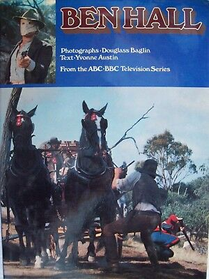 Ben Hall. From The Abc-Bbc Television Series. 1 St. Edition 1975. Like New.
