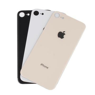 """Back Door Battery Glass Rear Cover Case For Apple iPhone 8 4.7"""" CA"""
