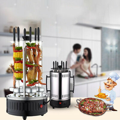 ELECTRIC KEBAB, ELECTRIC BBQ grill, for 9 skewers, motor 1.5V ...