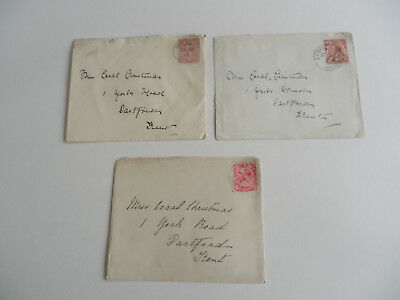Collection Of Hampshire Postal History Items, 1888-1949