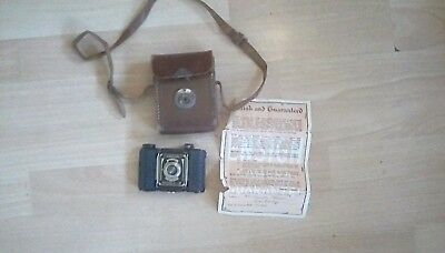 old vintage camera ensign double 8 vintage photography