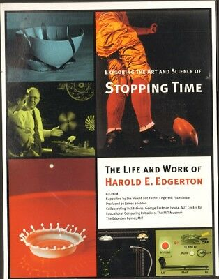 EXPLORING The Art & Science of STOPPING TIME Life & Work of HAROLD E EDGERTON