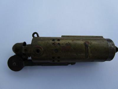 WWII Bowers Brass Military Trench Cigarette Lighter