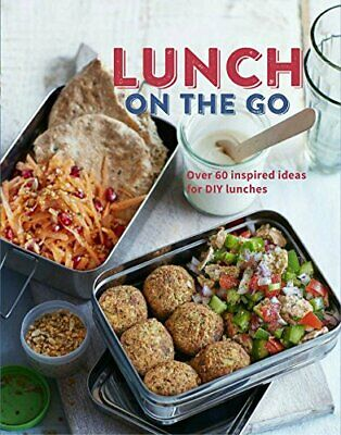 Lunch on the Go: Over 60 inspired ideas for DIY lunches Book The Cheap Fast Free