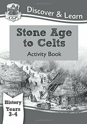 KS2 Discover & Learn: History - Stone Age to Celts Activity Boo... by Books, Cgp