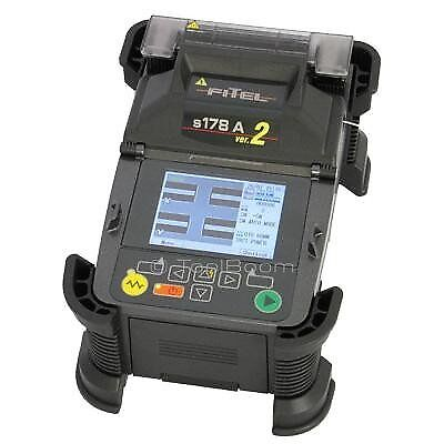 Furukawa Fitel S178A Fusion Splicer SM MM DS NZDS 7 sec Splice 25 sec Heat Time