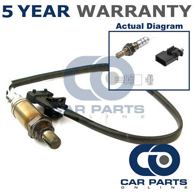 Rear 4 Wire Universal Oxygen O2 Lambda Sensor For MG ZS ZT Rover 45 75