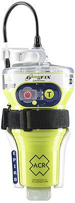 ACR 2831 GlobalFix V4 Category II EPIRB Manual Release with Internal GPS