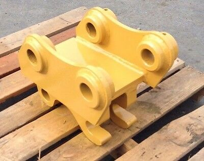 New Manual Quick Coupler for CAT 303.5D