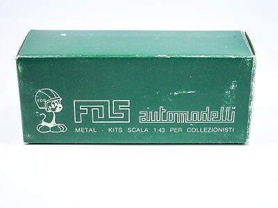 1/43 FDS Automodelli Ferrari F1 Indy 500 -Parts Sealed 54 1952 #12 A. Ascari Kit