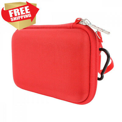 for WD 1 / 2 3 4 TB Red My Passport Portable External Hard Drive Carrying...