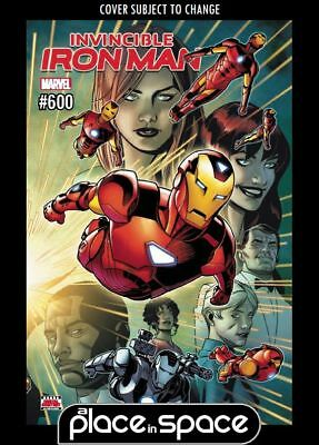 Invincible Iron Man, Vol. 3 #600A (Wk21)
