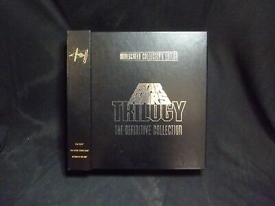 Star Wars Trilogy Laser Disc Collector's Edition