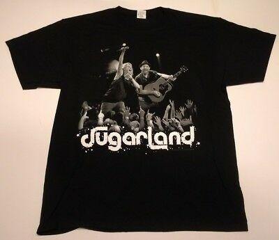 Sugarland In Your Hands Tour 2012 T shirt
