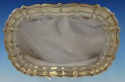Chippendale by Frank Smith Sterling Silver Business Card Tray #561 (#2428)