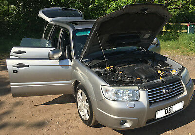 Subaru Forester SG9 2.5 XTE Turbo AWD 2006 **Manual** EJ255 Engine