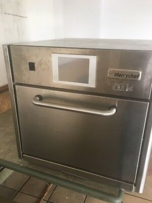 MerryChef E6 Microwave Convection Oven