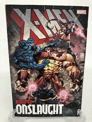 X-Men Road to Onslaught Volume 1 #322-326+ Marvel Comics TPB Trade Paperback New