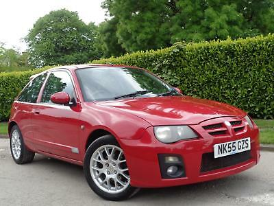 2005/55 Mg/ Mgf Zr 1.4 105+**very Low Miles 28,600 + Must View***
