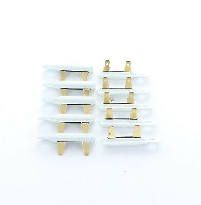 10 Pk 3392519 Replacement for Whirlpool Kenmore Maytag Roper Dryer Thermal Fuse