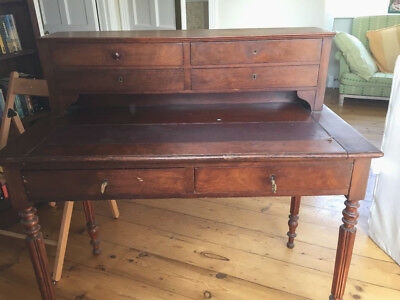 Ancient Mahogany desk