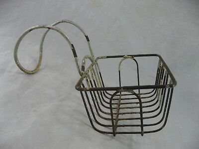 Claw Foot Tub Soap Holder Antique Victorian Vinage Shabby Metal