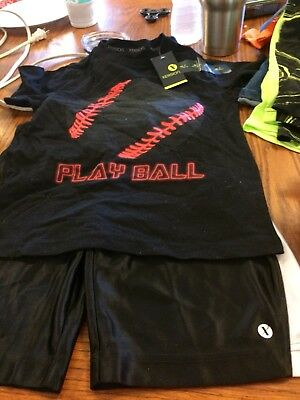 Boys Xersion Outfit Size 7 NWT