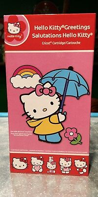 Cricut cartridge hello kitty greetings provo craft salutations cricut cartridge hello kitty greetings expression provo craft used linked m4hsunfo