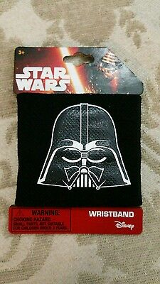 Star Wars Wrist Band Darth Vader For Women New With Tags