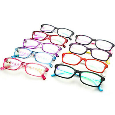 Cartoon Boys Fashion Glasses Optical Girls Myopia Eyeglass Frame Children Kids