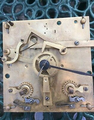 W&h Clock Movement For Spares Or Repairs