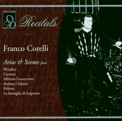 Evening with Franco Corelli [IMPORT] -  CD YFVG The Cheap Fast Free Post The
