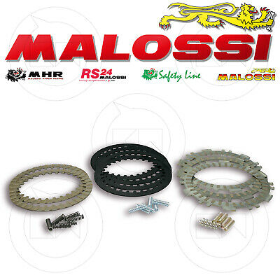 Malossi 5215401 Series Discs For Clutch Original Yamaha Tmax T-Max 500 2007