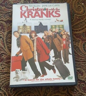 CHRISTMAS WITH THE KRANKS-TIM ALLEN and JAMIE LEE CURTIS